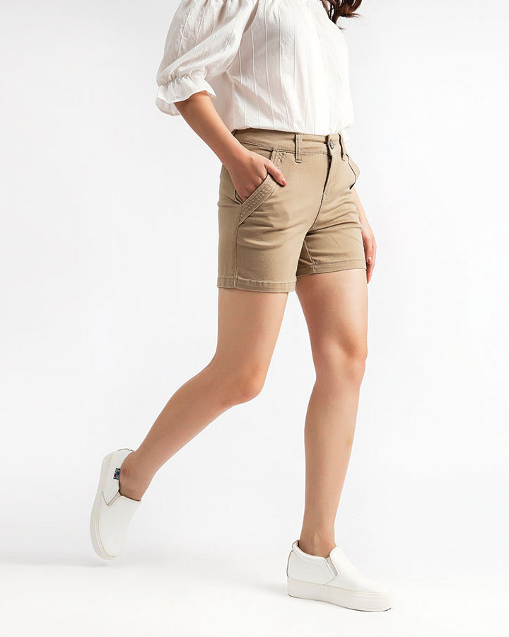 Quần short kaki Mallaca SO05