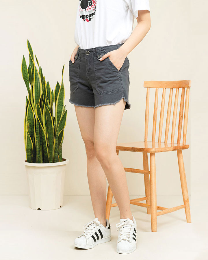 Quần short kaki Mallaca SO06